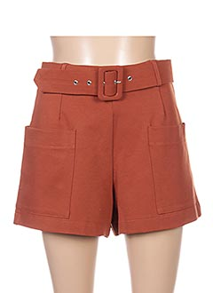 Produit-Shorts / Bermudas-Femme-PEPITA