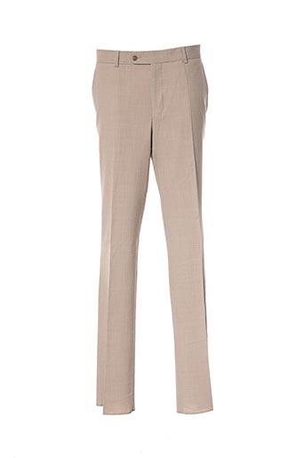 Pantalon chic beige ELITE pour homme