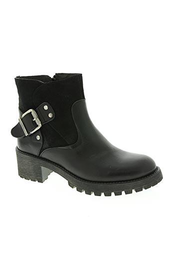 Bottines/Boots noir DIGO DIGO pour femme