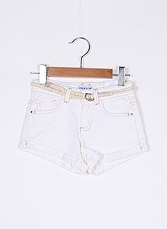 Produit-Shorts / Bermudas-Fille-MAYORAL