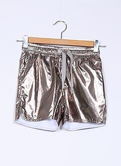 Produit-Shorts / Bermudas-Fille-LITTLE 10 DAYS