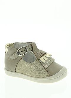 Sandales/Nu pieds gris BABYBOTTE pour garçon
