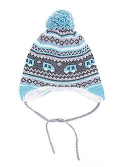 Bonnet bleu STERNTALER pour garçon