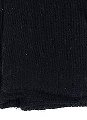 Collants noir 3 POMMES pour fille seconde vue