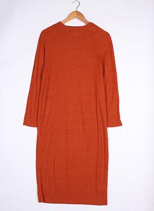 Robe pull marron MONKI pour femme