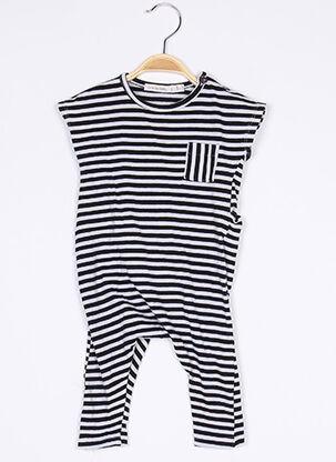 Combi-pantalon noir 1+ IN THE FAMILY pour enfant
