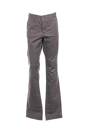 Pantalon casual vert TEDDY SMITH pour garçon