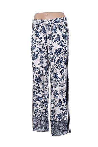 Pantalon casual bleu DEHA pour femme