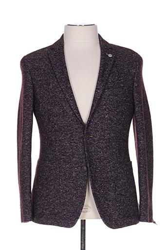 Veste chic / Blazer violet BENVENUTO pour homme