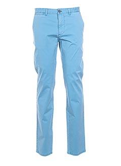 Pantalon casual bleu MEN OF ALL NATION pour homme