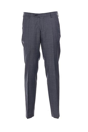 Pantalon chic gris CLUB OF GENTS pour homme