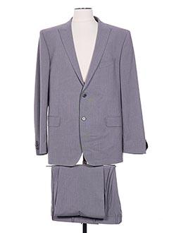 Veste/pantalon gris DANIEL HECHTER pour homme