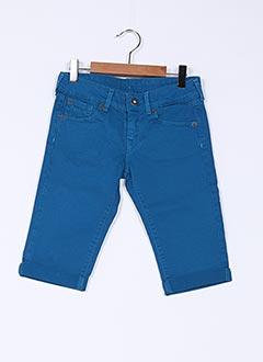 Pantalon casual bleu PEPE JEANS pour garçon