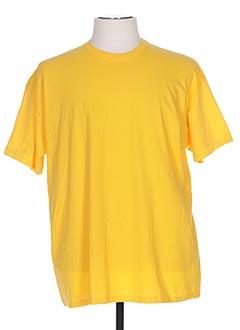 Produit-T-shirts-Homme-FRUIT OF THE LOOM