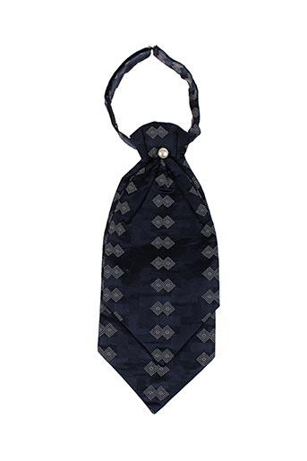 Cravate bleu PAL ZILERI pour homme
