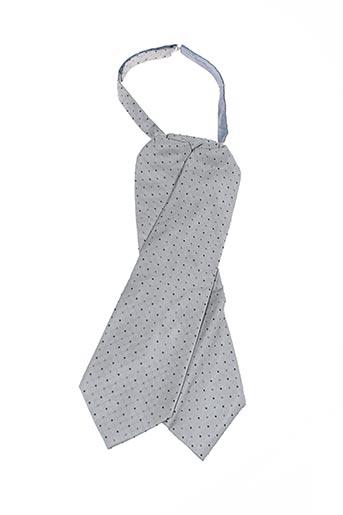 Cravate gris GIVENCHY pour homme