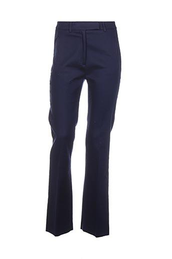 Pantalon chic bleu PAUL & JOE pour femme
