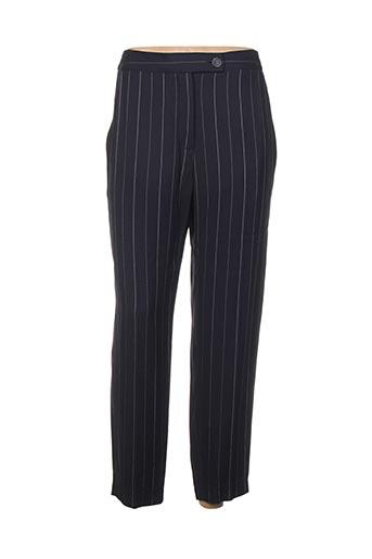 Pantalon chic bleu TARA JARMON pour femme