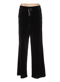 Pantalon casual noir GAOS pour femme