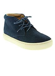 Bottines/Boots bleu RALPH LAUREN pour garçon seconde vue