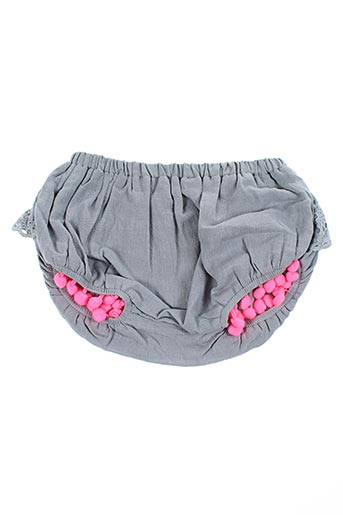 Slip/Culotte gris LOUISE MISHA pour fille