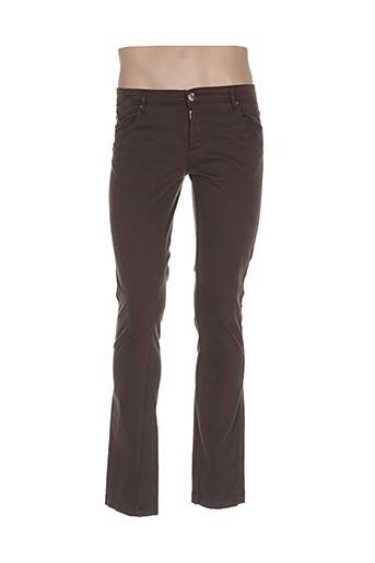 Pantalon casual marron GAUDI pour homme