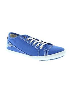Baskets bleu REDSKINS pour homme