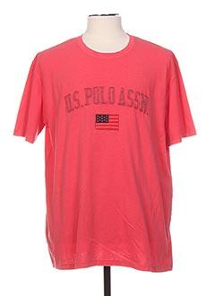 Produit-T-shirts-Homme-U.S. POLO ASSN