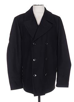 Manteau long noir STRELLSON pour homme