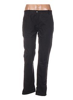 Pantalon casual noir ESSENTIEL ANTWERP pour femme