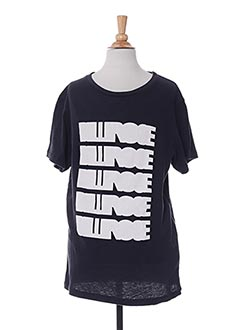 T-shirt manches courtes bleu BELLEROSE pour garçon
