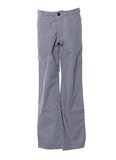 Pantalon casual gris BELLEROSE pour garçon
