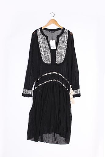 Robe longue noir ZARA pour femme