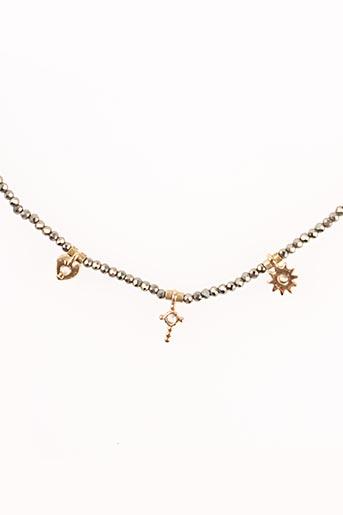 Bracelet gris BY JOHANNE pour femme