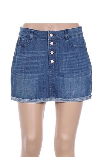 Jupe courte bleu ESPRIT pour fille