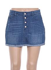 Jupe courte bleu ESPRIT pour fille seconde vue