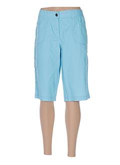 Produit-Shorts / Bermudas-Femme-LEBEK