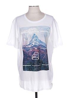 Produit-T-shirts-Homme-EDC BY ESPRIT