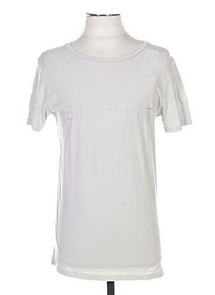 T-shirt manches courtes vert ESPRIT pour homme