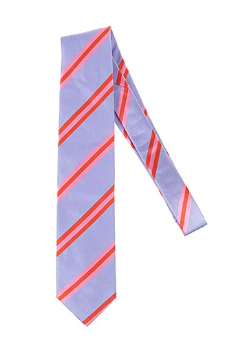 Cravate violet NODUS pour homme