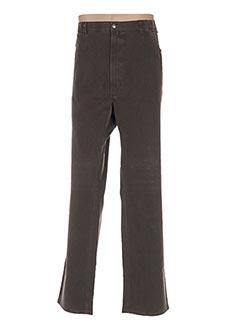 Pantalon casual vert M.E.N.S pour homme