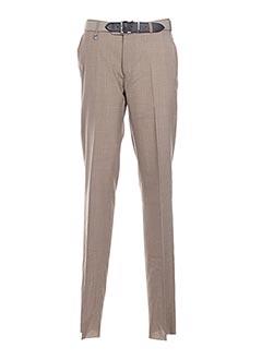 Pantalon casual beige M.E.N.S pour homme