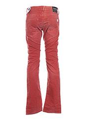 Jeans coupe droite orange REPLAY pour homme seconde vue