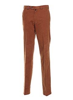Pantalon casual orange M.E.N.S pour homme