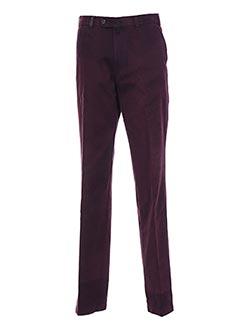 Pantalon casual violet M.E.N.S pour homme