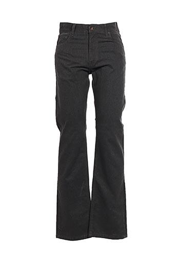 Pantalon casual vert CHEVIGNON pour homme