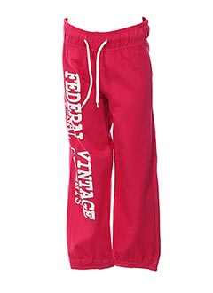 Produit-Pantalons-Fille-FEDERAL VINTAGE