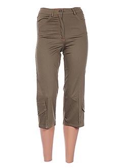 Produit-Shorts / Bermudas-Femme-COTTONADE