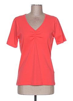 Produit-T-shirts-Femme-QUATRE VINGT JOURS