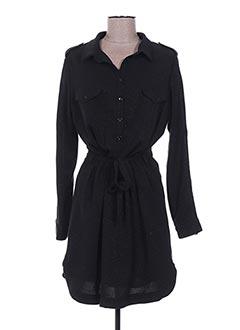 Robe courte noir VOODOO pour femme